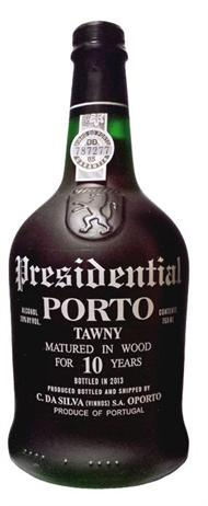Presidential Porto 10 Year Old Tawny